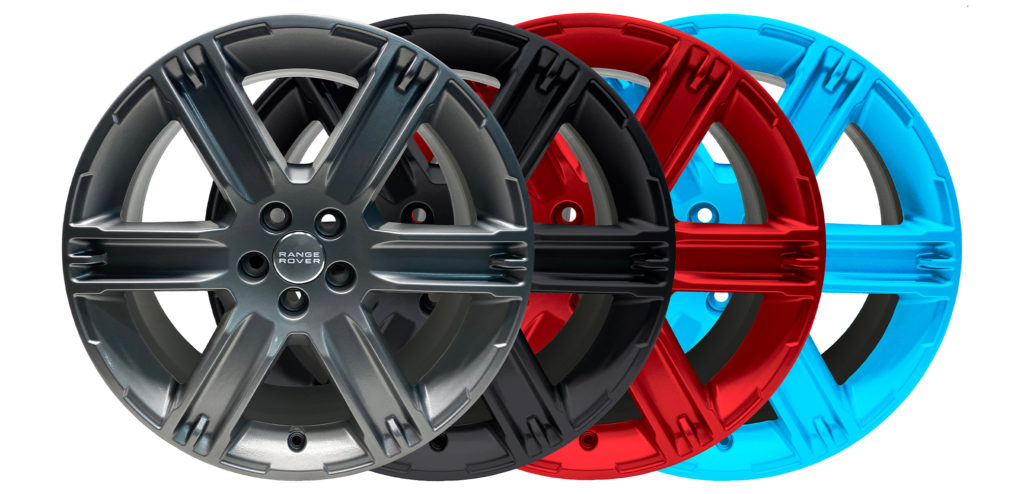 Las Vegas Wheels custom colors